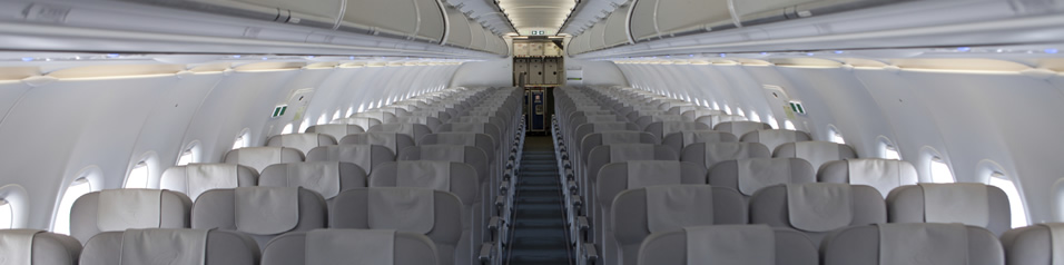 Aircraft Interior Repair and Overhaul, Airplane Interior