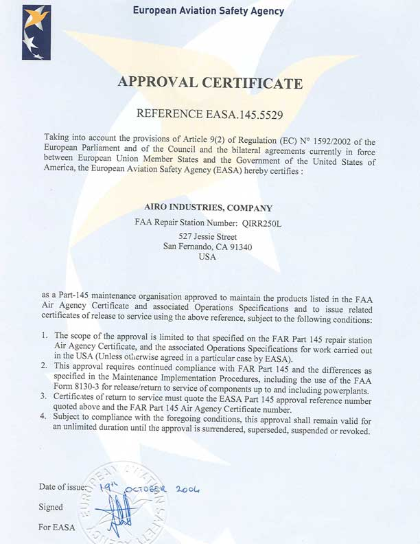 how to get easa license